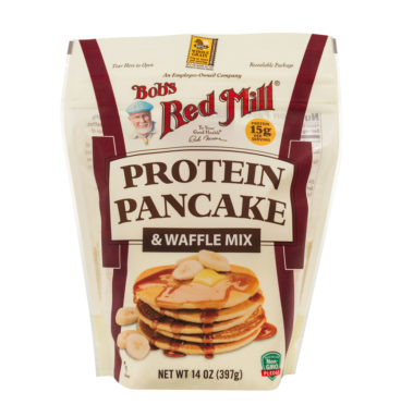 Protein Pancake & Waffle Mix.397g.BOB'S RED MILL